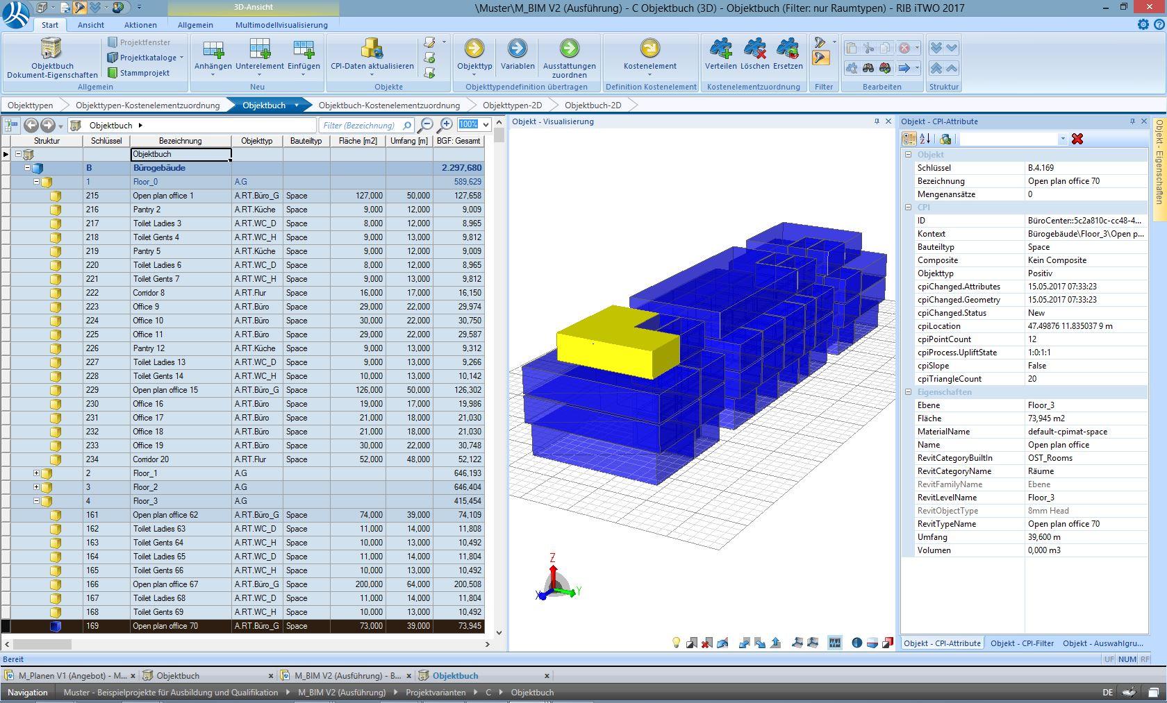 COST PLANNING   AKVS - RIB Software