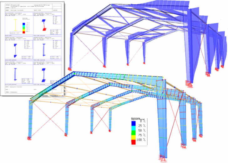 Image result for steel structural design software